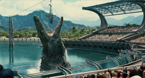 Leviathan Jurassic World