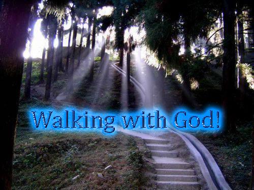 Walking with God copy